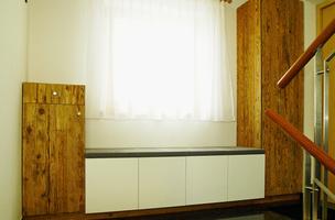 M bel design raum tischlerei weissteiner for Garderobe 3d dwg